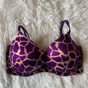 Victoria's Secret Very Sexy Pushup Bra Size 34DD